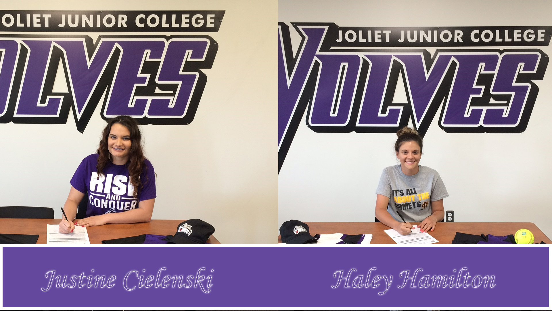 123f621f7cb0 O Shea signs pair for 2019 - Joliet Junior College Athletics